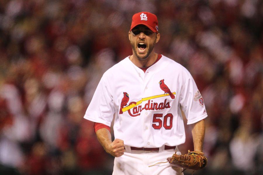 Molina out, Wainwright backin