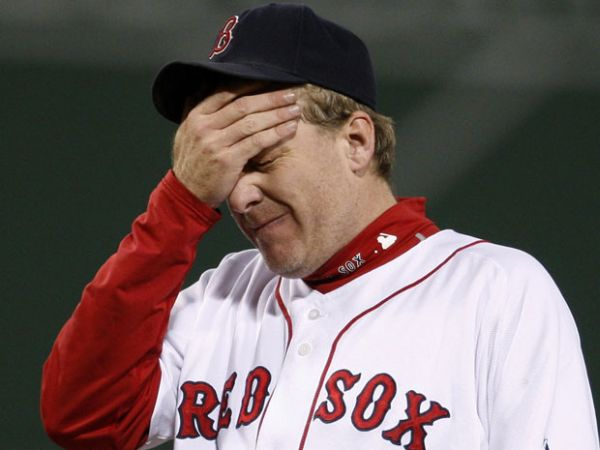 Curt Schilling is back.  And he's learned nothing.