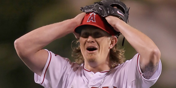 Jered Weaver has had enough of Kyle Seager's shit