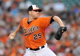 Atlanta Braves Sign Bud Norris
