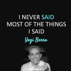 8 Top Yogi Berraaccomplishments