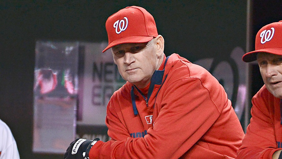 The Nationals Seem To Despise TheirManager