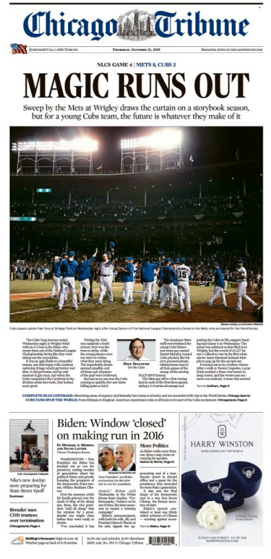 trib front page