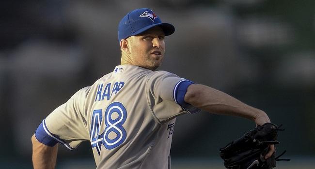 Blue Jays Sign J.A.Happ