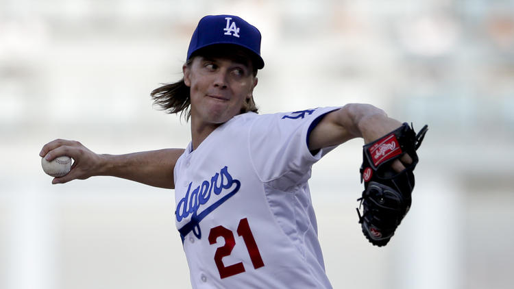 Zack Greinke Should Have Stayed In Bed