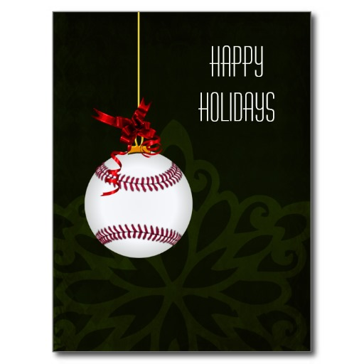 Merry Hardball Christmas!