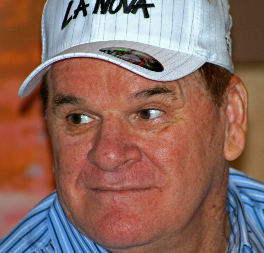 Pete Rose Still Doesn't Get It