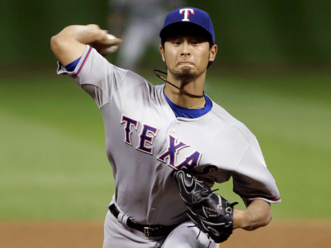Yu Darvish Cleared Of Involvement In Gambling Ring