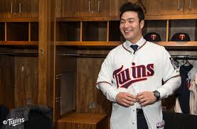 New Twins DH, Park Byung-ho appeared in ESPN's breakout hitter list