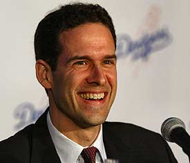 Paul DePodesta Leaves The Mets For The NFL
