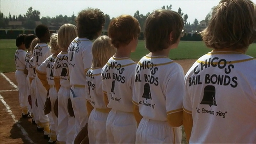 Big Screen Baseball – The Bad NewsBears
