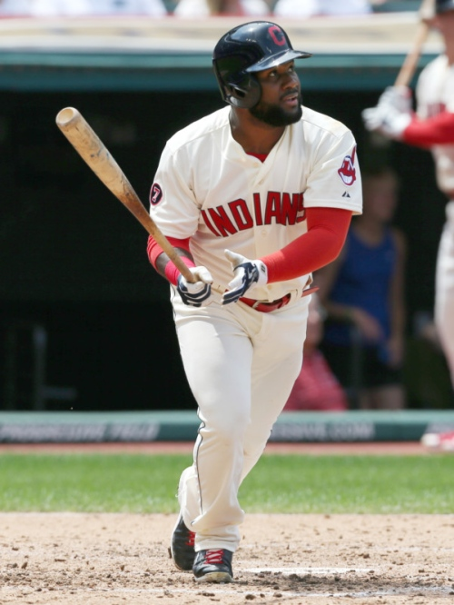 Indians Abraham Almonte Suspended 80 Games For PEDs