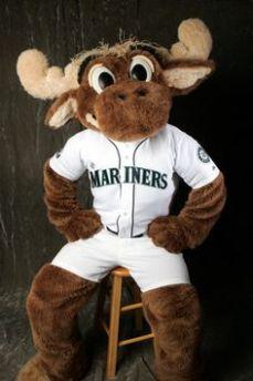 Mariner Moose - Mariners