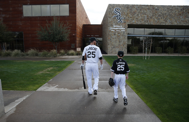 Update 3- Adam LaRoche Retired Because He Couldn't Hang Out With His 14 Year Old Kid AtWork