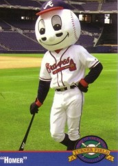 Homer the Brave - Braves