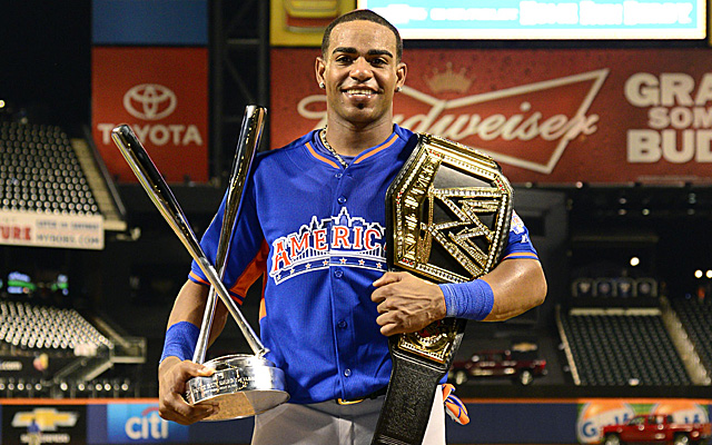 Mets Sign Yoenis Cespedes 4 Years 110 Million