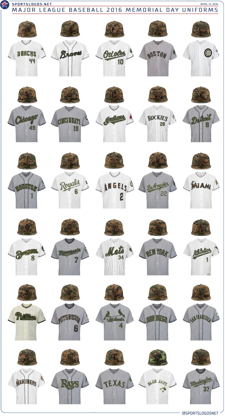 2016-mlb-memorial-day-uniforms