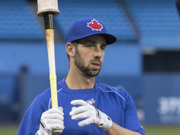 Toronto First Baseman Chris Colabello Suspended 80Games