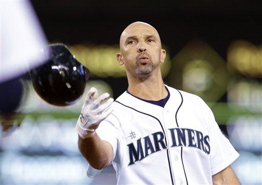 Raúl Ibañez  Replaces Curt Schilling On BaseballTonight