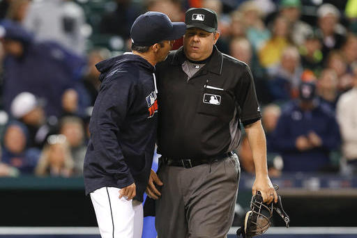 Brad Ausmus Suspended 1 Game For Tirade