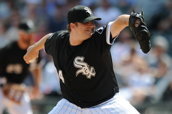 MLB: JUL 19 Royals at White Sox