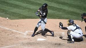 Ichiro's 4,257th hit, a monumentalmoment