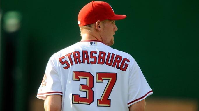 Stephen Strasburg To DL With SoreElbow