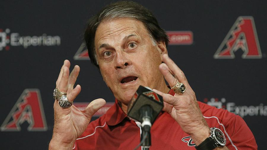 Tony LaRussa Attempts To Shove Entire Foot In Mouth