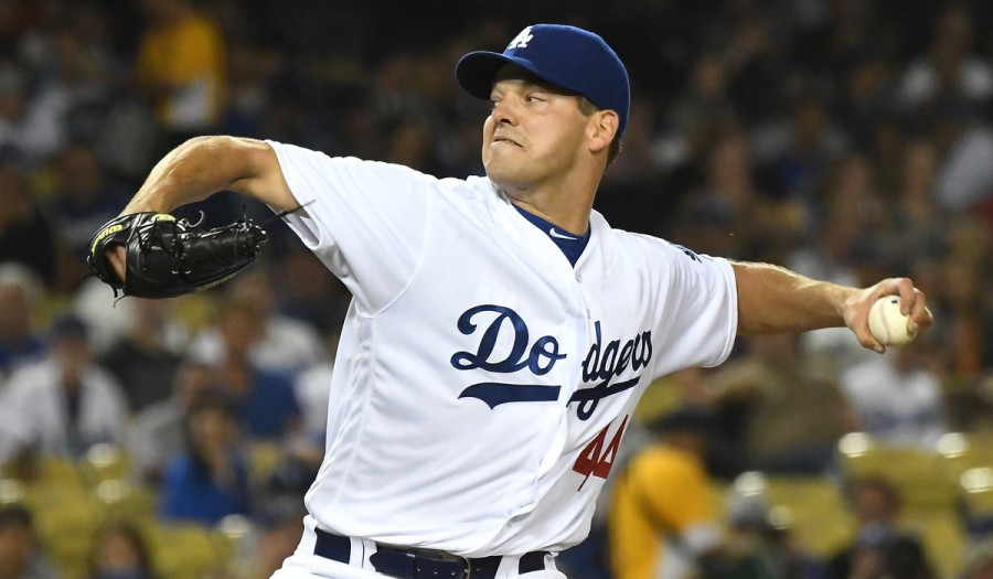 Dodgers Retain Rich Hill
