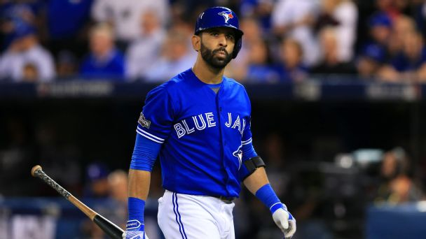 Jose Bautista Remains A Blue Jay