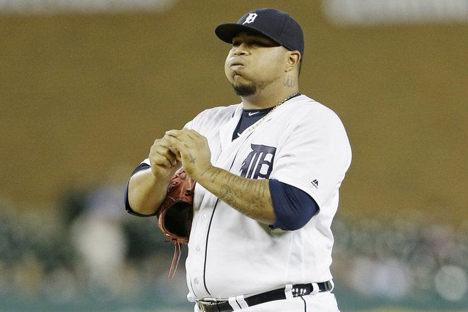 What Does Bruce Rondon Have to Do for the Tigers to CutHim?
