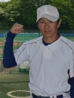 40 year old Japanese University student's Baseball dream come true