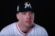 Justin+Bour+Miami+Marlins+Photo+Day+OEGvomQKIdzl