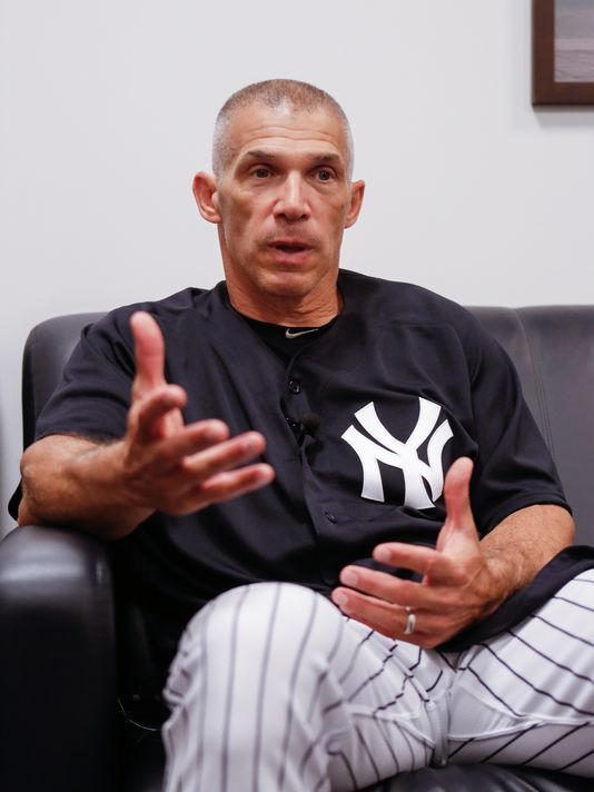 Yankees Fire Joe Girardi