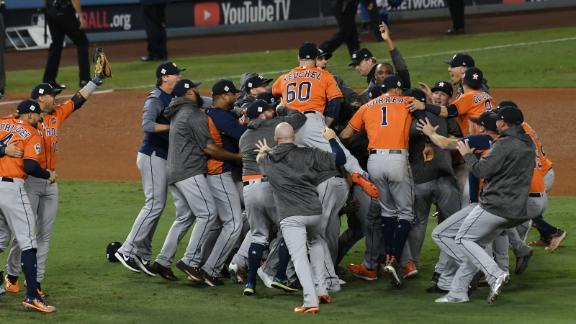 Congratulations Houston Astros!