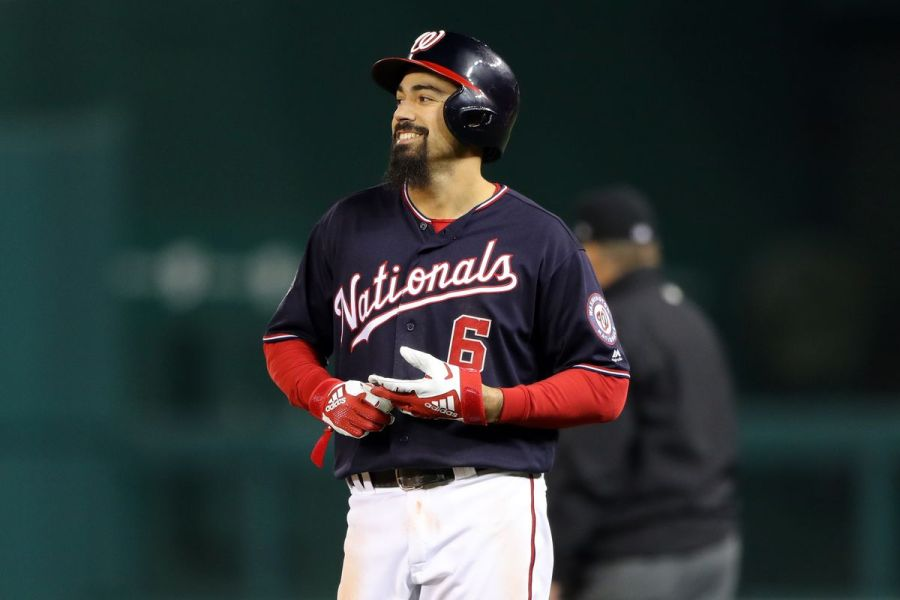 Anthony Rendon Leaves The Market