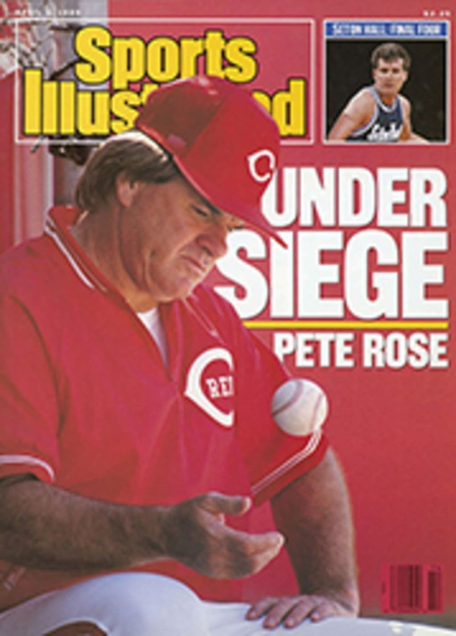 Pete Rose Joining a Website that Sells SportsPicks