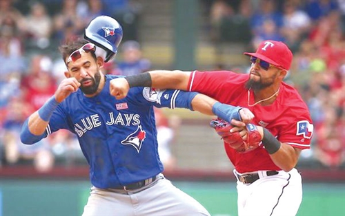 Rougned Odor Traded