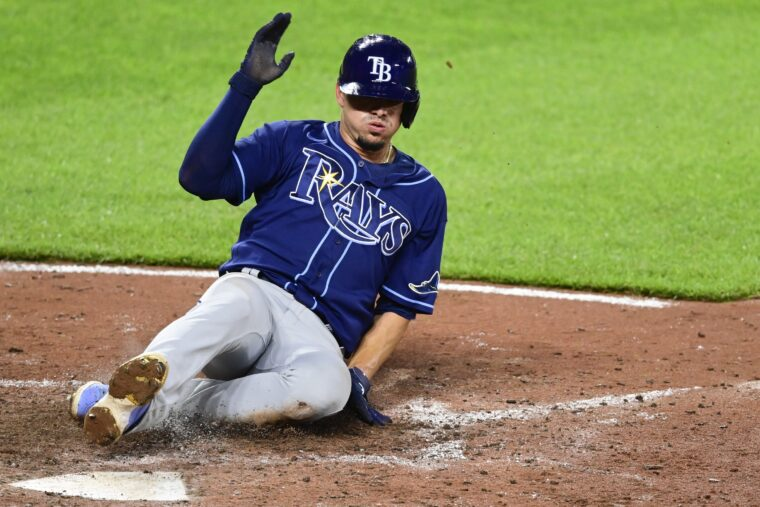 Rays Trade Willy Adames toBrewers
