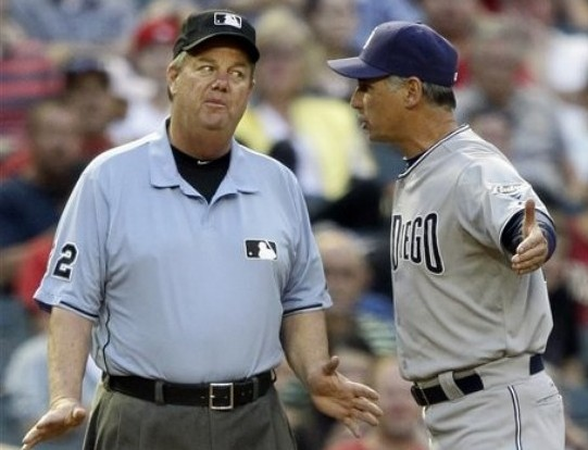 Joe West To Reportedly Retire After 2021Season!!!!